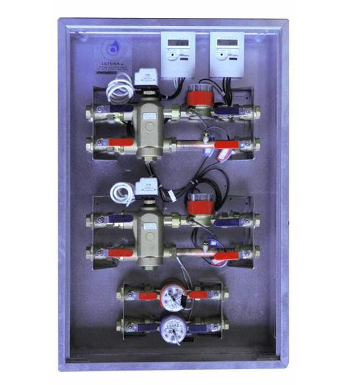 Modus 4t for Ulteria valvole termostatiche