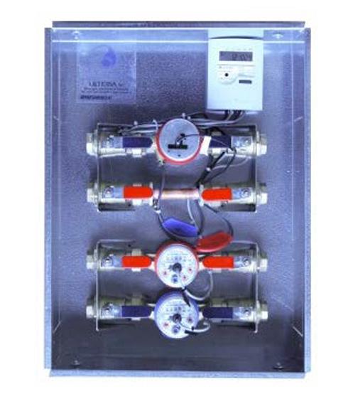 Modus co for Ulteria valvole termostatiche